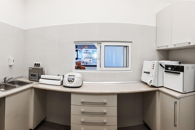 Sală de sterilizare